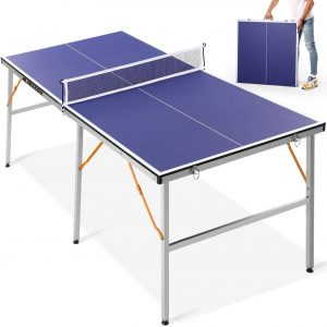 MaxKare Mid-Size Ping Pong Table