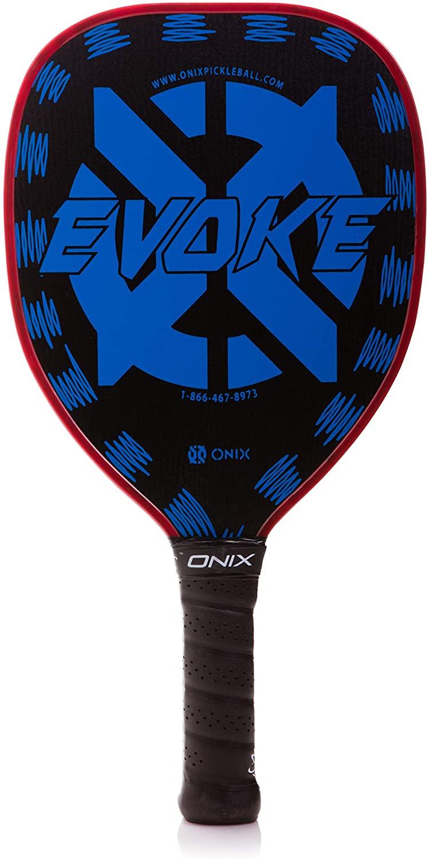 Onix Graphite Evoke Tear Drop Pickleball Paddle