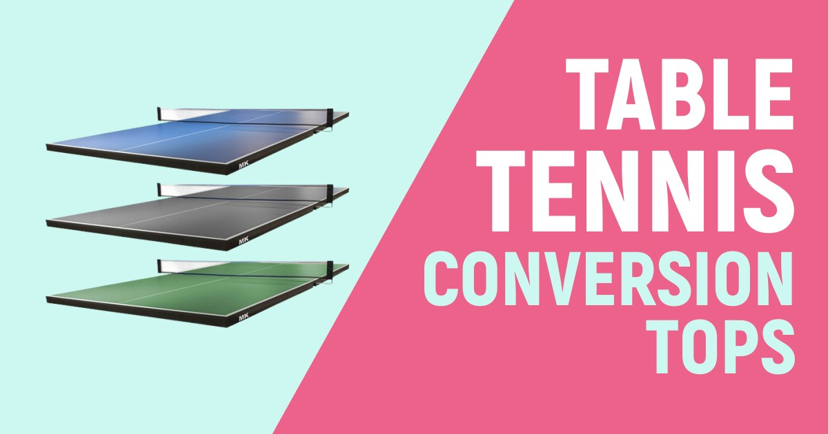 Best Table Tennis Conversion Tops For Better Performance