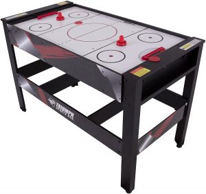 Triumph 4-in-1 Rotating Swivel Multigame Table