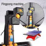 ZXMOTO Table Tennis Robot