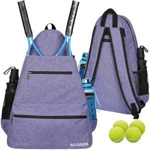 ACOSEN Tennis Backpack