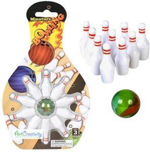 ArtCreativity Mini Bowling Game