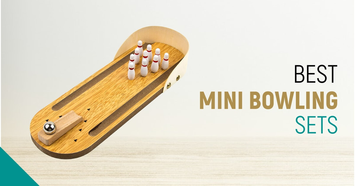 Best Mini Bowling Sets To Try This Year