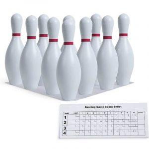 Champion Sports Plastic Bowling Pins