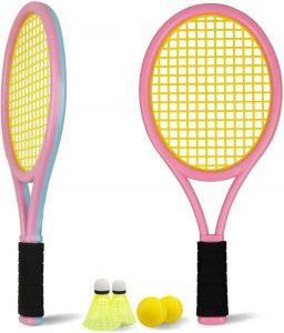 Crefotu Tennis Racket for Kid