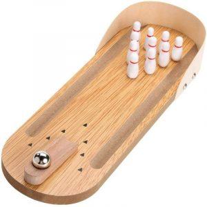 Desktop Mini Bowling Game Set