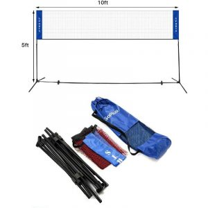 Goplus Portable Badminton Net