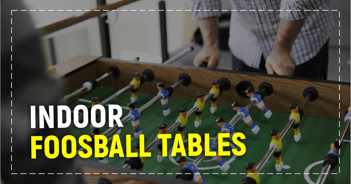 Best Indoor Foosball Tables To Try This Year