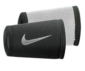 Nike Dri-Fit Stealth Double Wide Wrist Bands