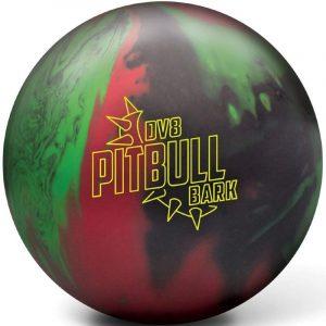 Pitbull Bark Bowling Ball