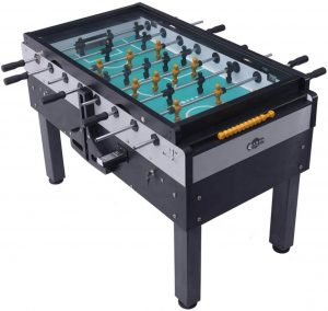 QWERTP 55'' Coin Operated Foosball Table