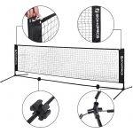 SONGMICS Badminton Net Set