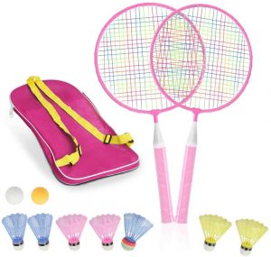 STSTECH Badminton Rackets for Children