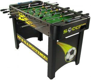 Sunnydaze 48-Inch Indoor Foosball Table