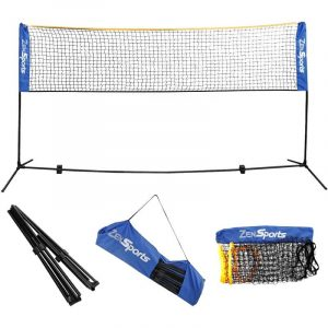 ZENY 10ft Portable Badminton Net