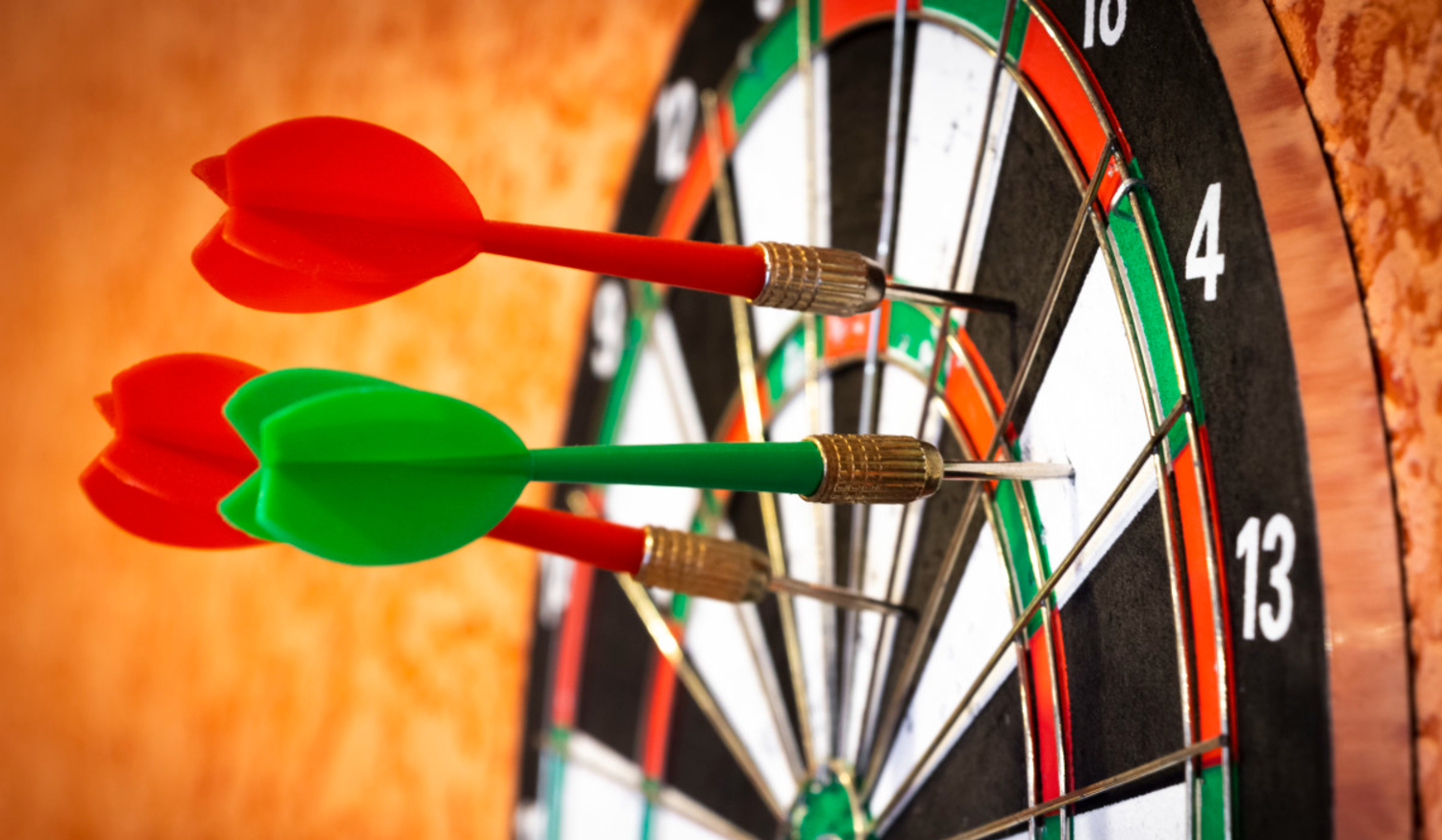 Different Types Of Darts Games