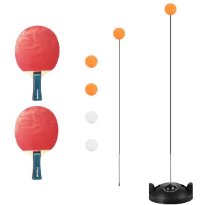 Ping Pong Training Set By Table Tennis Trainer