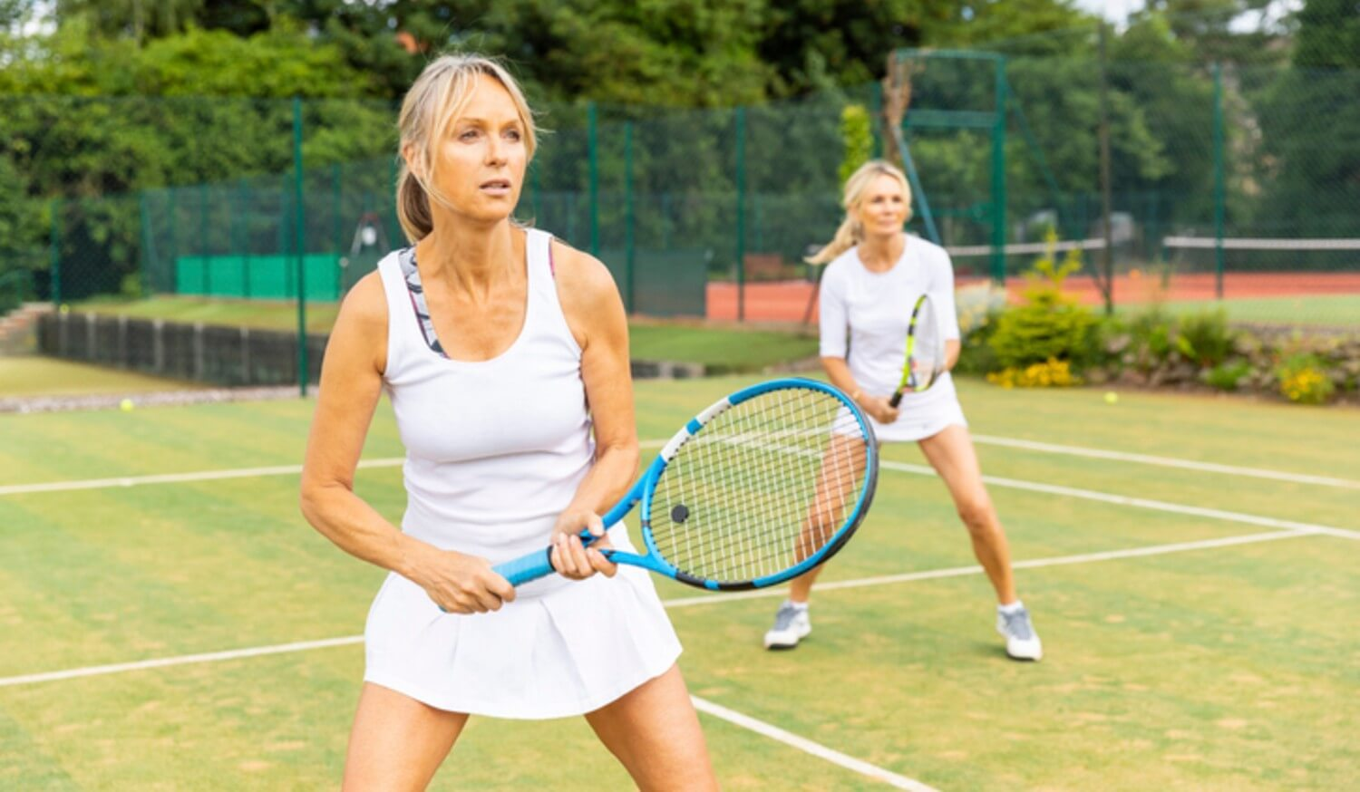 Social Benefits Of Playing Tennis