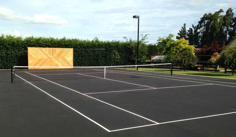 Tennis Asphalt Court