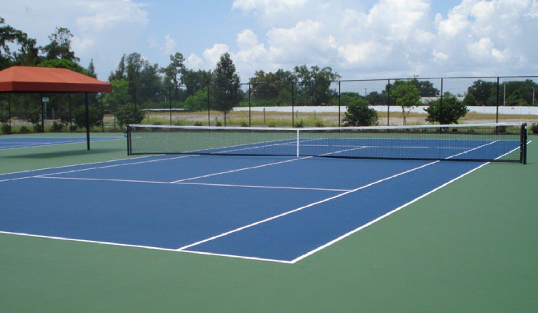 Tennis Hard Surface