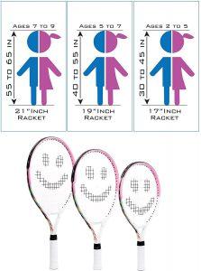 Tennis Rackets For Kids By Street Tennis Club