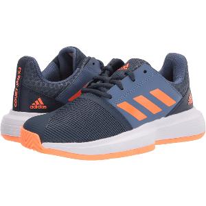 Adidas Unisex-Child Courtjam X Tennis Shoe