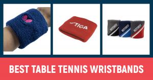 Best Table Tennis Wristbands