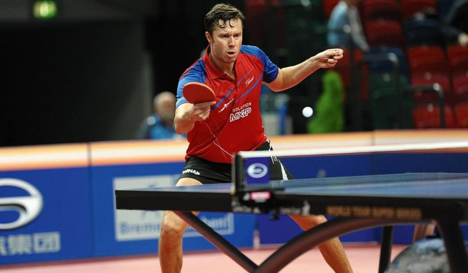 Better Forehand In Table Tennis