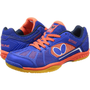 Butterfly Women's Table Tennis Shoes