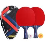 Clinch Star Ping Pong Paddle Set