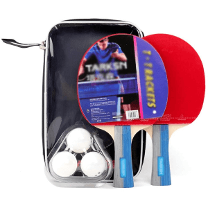 Ping Pong Paddle Set For Kids