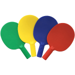 Plastic Ping Pong Paddles For Kids