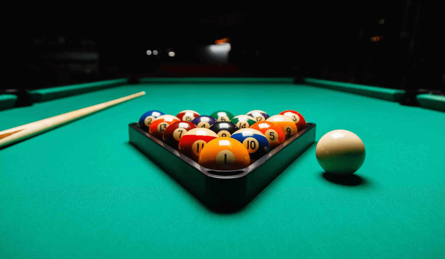 Pool Games Differences