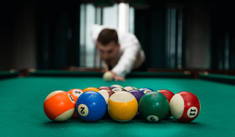 Pool Games Types
