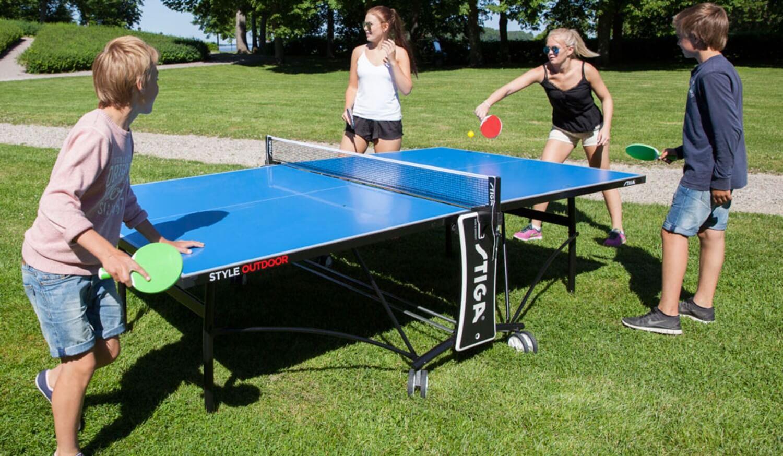Table Tennis Health Benefits