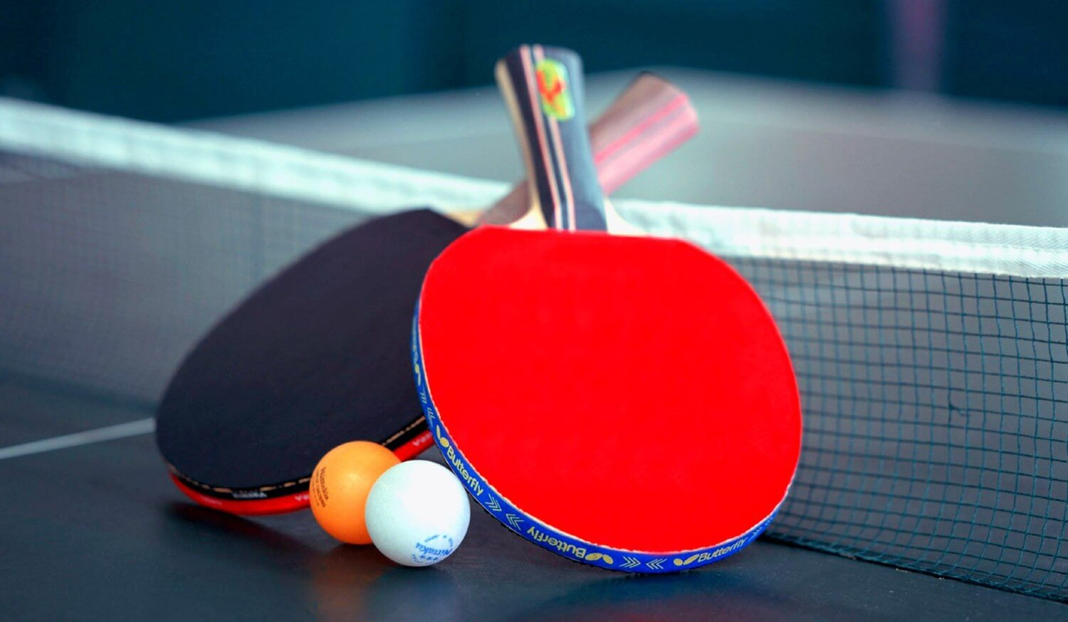 Various Kinds Of Table Tennis Shots