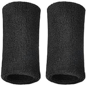 Willbond 6 Inch Wrist Sweatband